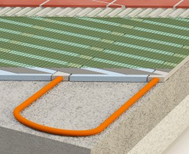 XY Climate Heat Spreader - jämnare värmespridning, lägre bygghöjd, mindre materialåtgång, snabbare uppvärmning och betydligt lägre driftkostnad.