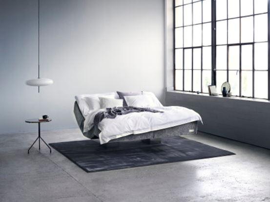 Carpe Diem Beds svävande säng